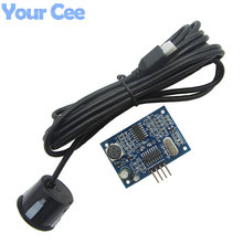 2 pcs Waterproof Ultrasonic Module JSN-SR04T Water Proof Integrated Distance Measuring Transducer Sensor for Arduino