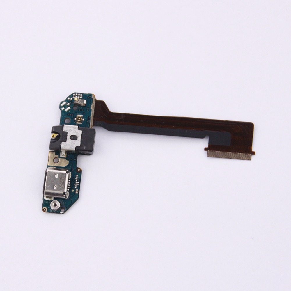 New USB Dock Charging Port Back Rear Flex Cable Charger Connector For HTC M9 plus / M9plus Ribbon Replacement Repair Parts(China)