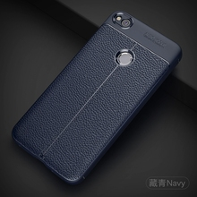 For Honor 8 Lite Case For Huawei Honor 8 Lite Case Silicone Luxury Anti-skip Rubber Cover For Huawei Honor 8 Lite Cover Case 5.2(China)