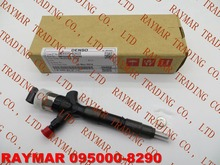 DENSO Common rail fuel injector 095000-8290, 095000-8220 for TOYOTA Hilux, Hiace 2KD-FTV 2367-0L050, 23670-09330