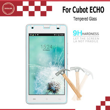 For Cubot ECHO Tempered Glass Film Original Ultra Thin Front Glass Scren Protector for Cubot ECHO Mobilephone Accessories