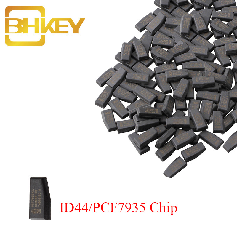 BHKEY 1Pcs ID44 Transponder Chip ID 44 PCF7935 Chip  For BMW 1 3 5 7 series EWS Cas System(China)