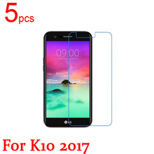 Buy 5pcs Ultra Clear/Matte/Nano anti-Explosion LCD Screen Protector Film Cover LG K10 K3 K4 K8 2017 K8V Protective Film + cloth for $1.20 in AliExpress store