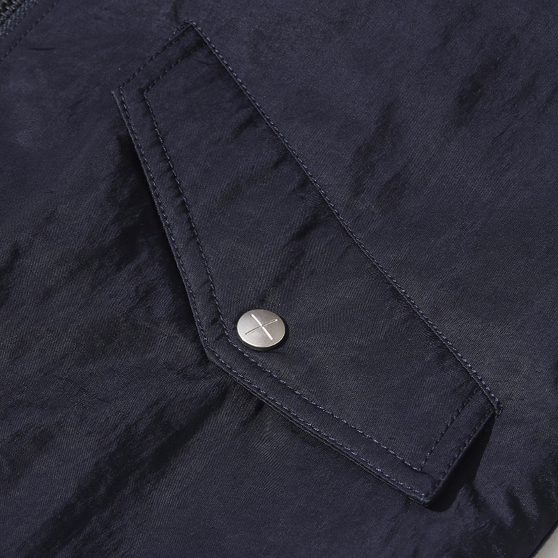 JUEKELONG Spring Autumn Men 2018 Bomber Jacket pocket Coat Patchwork Hip Hop Baseball Jacket High Quality Pilot Bomber Jackets