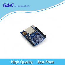 Buy Data Logger Module Logging Recorder Shield V1.0 Arduino UNO SD Card for $2.78 in AliExpress store
