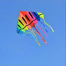 free shippinghigh quality 2m rainbow bowling kites 5pcs/lot with handle lineoutdoor toys flying albatross kites wei kite factory