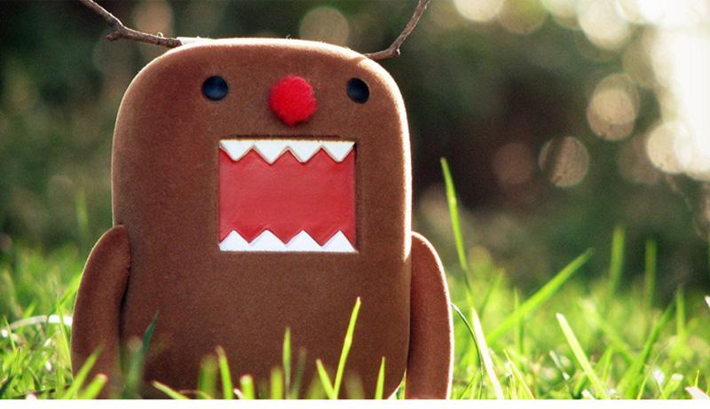 18cm 30cm 40cm Domokun Funny Domo-kun Plush Doll Children Novelty Creative Gift Kawaii Domo Kun Stuffed Toys for Kids (7)