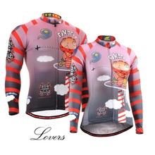 For LOVERS Cycling Jerseys Unique Long-lasting Print Crossroad MTB Road Bike Tops Shirts Outdoor Bicycle Clothings