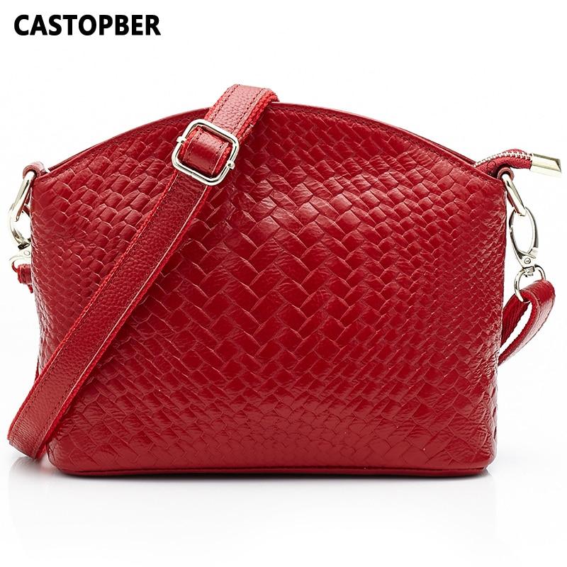Designer Fashion Cowhide Genuine Leather Embossed Weave Bags For Women Shoulder Knitting Womens Crossbody Messenger Bag Famous<br><br>Aliexpress
