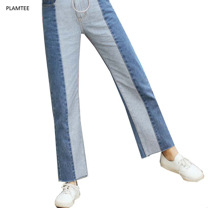 2017 New Retro Straight Jeans For Women Was Thin Spell Pants Wear White Side Of The Trousers Popular Pantalon FemmeОдежда и ак�е��уары<br><br><br>Aliexpress