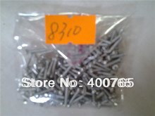 (BB8C14808310)(200PCS/Lot by AM)100% Quality Guarantee 8310 6131 Screws for Blackberry White 1.4X8MM Screws