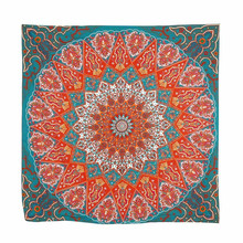 ISHOWTIENDA   Hot Hanging Decoration Towel Beach Cover Up Hippie Psychedelic Tapestry Mandala Bedspread Decor Yoga Mat
