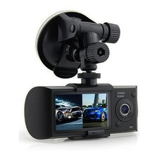 Professional Dual Lens 2.7 Inch HD Car Camera Video DVR 3D G-Sensor LCD Screen X3000 Cam Video Camcorder Digitale Zoom Hot(China)