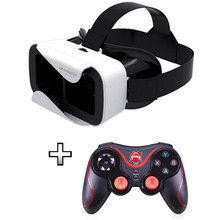 Game Controller Wireless Bluetooth Phone Gamepad Joystick for Android Phone/Pad/Android  with Virtual Reality Headset