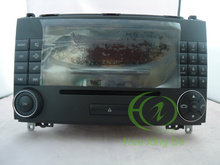 Alpine single CD radio MF2750 for Mercedes Viano/Vito/Sprinter B class Audio 20 CD A169 870 06 89 made in Hungary(China)