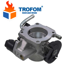 Throttle Body Assembly For Chevolet Aveo DAEWOO LACETTI GM 25183955 96497640 96815475(China)
