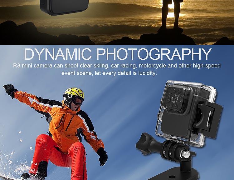 R3 WIFI camera 9