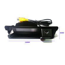 Free shipping for Renault Logan Renault Sandero Camera Car rear view backup reverse rearview camera from Hetida Factory price(China)