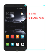 zte a530 tempered Glass zte Blade a330 Protective Film Screen Protector cover phone Case Cover