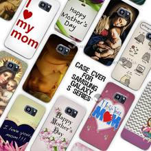 best mom ever Virgin Mary Baby Jesus Clear Case Cover Coque Shell for Samsung Galaxy S3 S4 S5 Mini S6 S7 Edge Plus