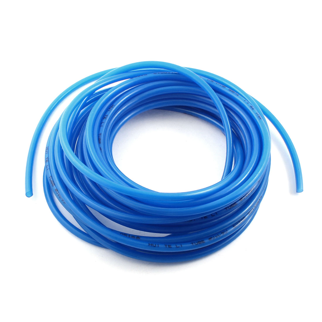 UXCELL 6Mm Od 4Mm Inner Dia Blue Pu Tube Hose Pipe 10M 33Ft For Pneumatics<br><br>Aliexpress