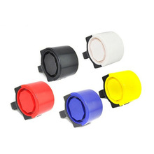 Bicycle Bell MTB Road Bike Electronic Bell Horn Ultra-sound Electric Horn Color Bicycle Electronic Bell Cycling Accessory