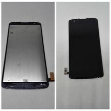 For Lg K8 K350N K350E K350DS LTE 4G Lcd Display+Touch Glass Digitizer Assembly Black/White color free shipping