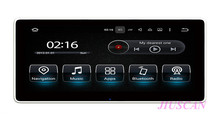 JIUSCAN 10.25 inch Android 5.1 Car Multimedia GPS NAVI System DVD player For MERCEDES-BENZ C W205 GLC-X253 2014-2016 RDS SWC Wif(Hong Kong)
