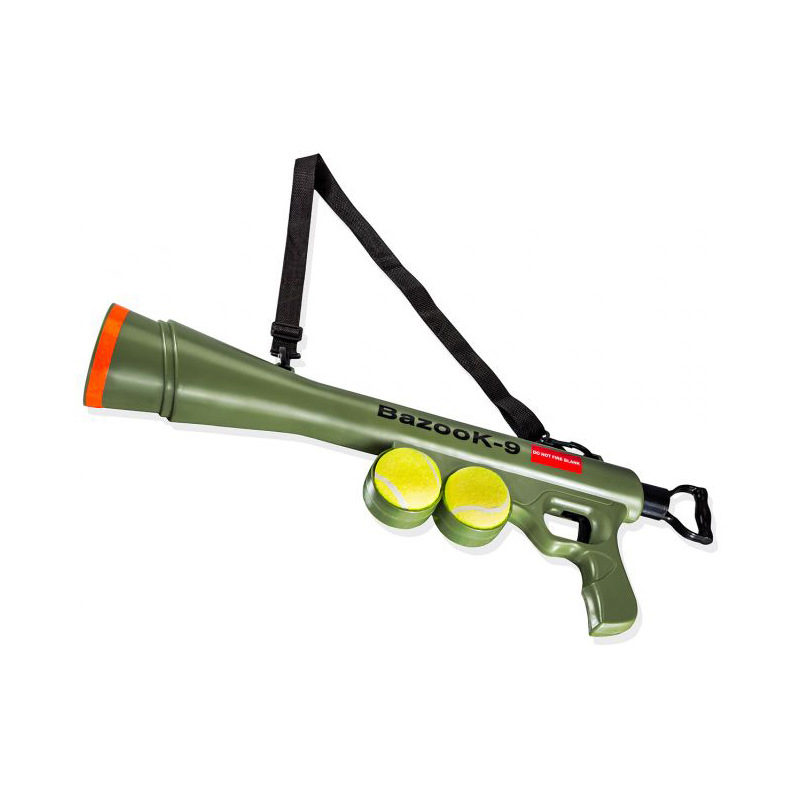 Funny Dog Tennis Ball Launch Gun for AK47 Pet Training Toy Remote Speed Agility Equipment Dog Interactive Toys Pet Shop Supplies4