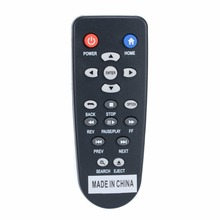 Mayitr 1pc Replacement Remote Control Controller Suitable For Digital WD WDTV HDTV TV Live Plus Media