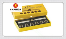 Free Shipping 1 Set Chainda 5537 Waterproof & Grooved Watch Case Opener Closing Tool