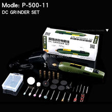 Power Tool 16000rpm 21W 12V/2A Portable Electric Drill 0.5-3.15mm Max Drilling Diameter accesorios For dremel Tools