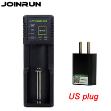 Joinrun N1 18650 Battery Charger For 26650 16340 RCR123 14500 1.2V Ni-MH Ni-Cd AA AAA AAAA Rechareable Battery(China)