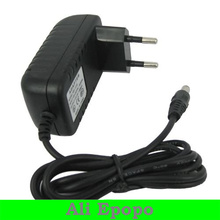 Europe Standard Universal Black AC/ DC 12V 1000mA EU Plug Charger Power Adapter for CCTV Camera Supply(China)