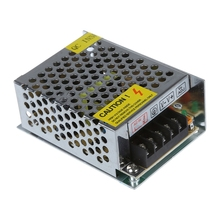 AC 85V - 263V to DC 12V 2A 24W Volt voltage transformer switching power supply for LED strip(China)