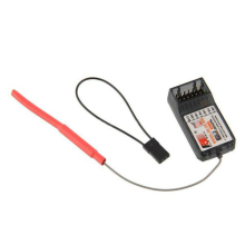 Lowest Price High Quality FlySky 2.4Ghz  6CH FS-R6B FS R6B receiver For RC TH9x i6 i10 T6 CT6B Helicopter Qaudcopter