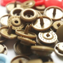 1000 SETS/LOT  1 corlor  clothing accessories  sold KAM T5 baby snap buttons  Light bronze