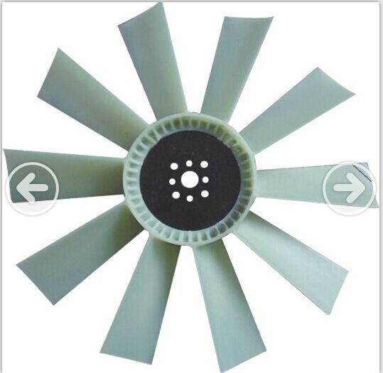 HIGH QUALITY 6BT AUTO COOLING FAN BLADE/550-25.5-50-10<br><br>Aliexpress