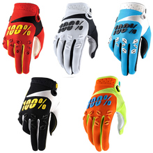 Free Ship SADX Airmatic 100% motocross racing gloves motorcycle motorbike riding sports gloves cycling gloves  dirtpaw PERCENT