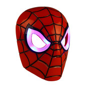 Halloween costumes for kids animation cartoon spiderman Iron Man led for cute light mask children masquerade full face masks