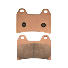 Motorcycle Parts Copper Based Sintered Brake Pads For DUCATI Monster S2R 1000 2006-2008 Front Motor Brake Disk #FA244