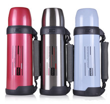Chinese Famous Thermos bottle 750ML Stainless steel Vacuum insulation Cup vacuum thermos bottle(China)