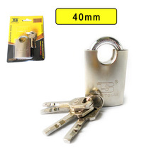 BOSI 40mm brass padlock master lock with 4pc keys