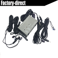 DVD TV IR remote extender kit IR Repeater - Remote control extender Kit up to 8 devices(China)