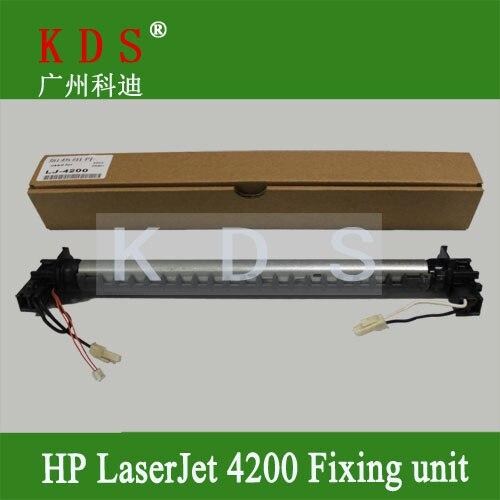 Original Fuser Element for HP Laser Jet 4200 Heating Element Fuser Heat Unit 220V Printer Spare Parts Remove from New Machine<br><br>Aliexpress