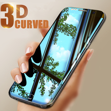 Buy 9H 3D Curved Surface Full Screen Cover Explosion-proof Tempered Glass Film Samsung Galaxy S6 edge S7 Edge Screen Protector for $2.56 in AliExpress store