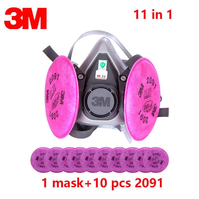 3m p100 face mask
