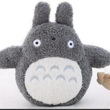 high quality size 35cm cartoon lovely style baby stuffed plush toys totoro doll movie character Children birthday gift