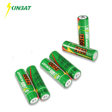 KINBAT 6pcs 2100mAh 1.2V AA Ni-MH Rechargeable Battery AA Pre-Charged NIMH Batteries Pack For Toys Microphone Remote Controls(China)