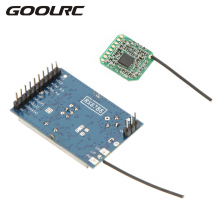 GOOLRC High Quality RC FPV System 2.4G 600M Wireless Video AV Transmitter & Receiver Module Set Aircraft RC Parts & Accessories